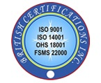 British Certifications Inc